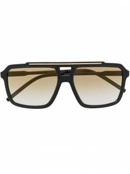 Dolce&Gabbana Eyewear солнцезащитные очки Navigator DG61475016E