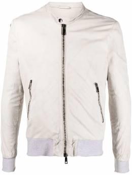 Giorgio Brato куртка с жатым эффектом GU21S9899VBRUSH