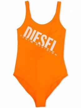 Diesel Kids купальник с логотипом J00163KYAR0