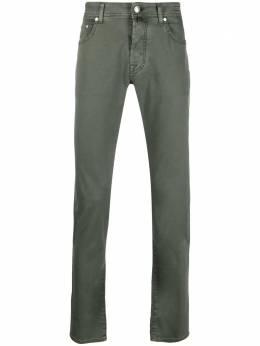 Jacob Cohen узкие брюки чинос J688COMF00566V5501