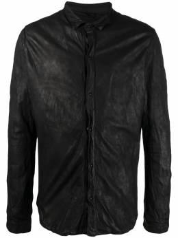 Giorgio Brato куртка с эффектом потертости GU21S1002VBRUSH