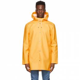 Stutterheim Yellow Stockholm Raincoat 1013