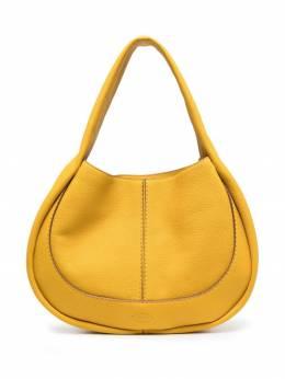 Tod's сумка на плечо с тисненым логотипом XBWAOUS0300UCAG008