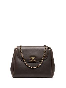 Chanel Pre-Owned сумка на плечо 1998-го года с логотипом CC 5485538