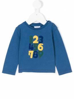 Knot футболка с числами TL62NA2142