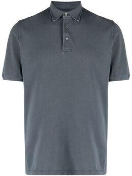 Fedeli рубашка поло из ткани пике 4UEF0102