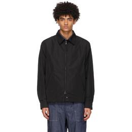 Engineered Garments Black Claigton Jacket 21S1D026