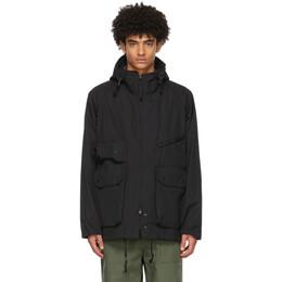 Engineered Garments Black Atlantic Parka 21S1D010