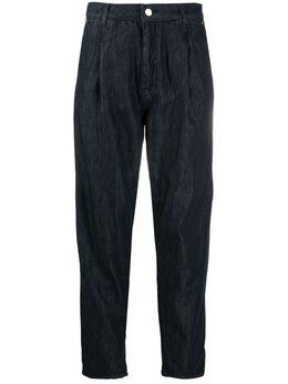 Essentiel Antwerp зауженные джинсы с завышенной талией ZERROR