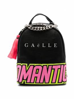 Gaelle Paris Kids рюкзак с надписью 2746BP0444