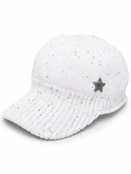 Lorena Antoniazzi кепка с вышивкой P2192CE0052545