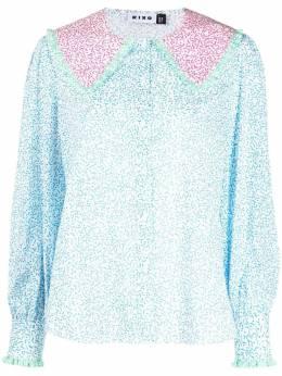Rixo рубашка в горох 00652