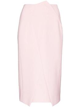 Roland Mouret структурированная юбка-карандаш Capel SS21S2224F2196VISCOSECREPE