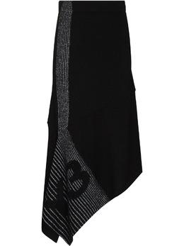 Y-3 трикотажная юбка CH1 со светоотражающими деталями GT5282