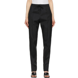 Sportmax Black Alec Lounge Pants 21310311600 MM10425