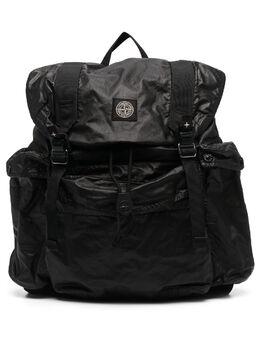 Stone Island рюкзак с нашивкой-логотипом 741590370