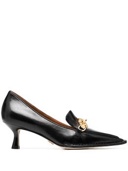 Tory Burch туфли Jessa с цепочным декором 82556