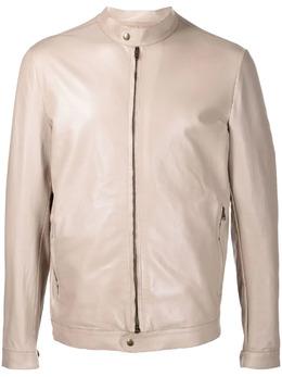 Salvatore Santoro байкерская куртка на молнии 40508UELA