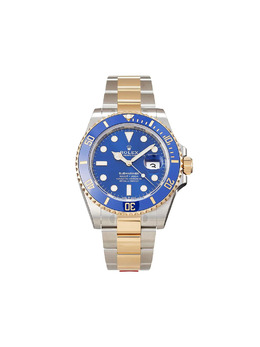 Rolex наручные часы Submariner Date pre-owned 41 мм 2021-го года 126613LB