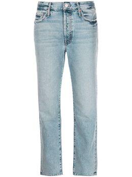 Mother джинсы The Trekker прямого кроя 10076587