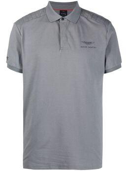 Hackett рубашка поло из коллаборации с Aston Martin HM562765