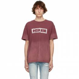 Ksubi Red Box Logo Biggie T-Shirt 5000005621