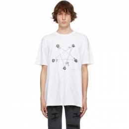 Ksubi White Rose Biggie T-Shirt 5000005636