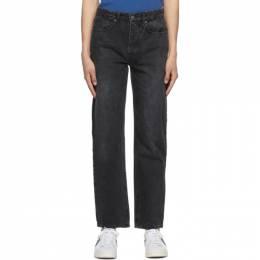 Ksubi Black Anti K Jeans 5000005534