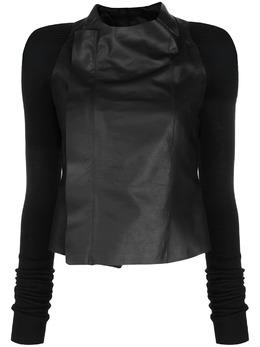 Rick Owens байкерская куртка Phlegethon RP21S3704LP