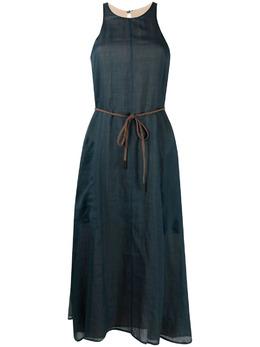 Alysi платье в стиле колор-блок 101352P1226