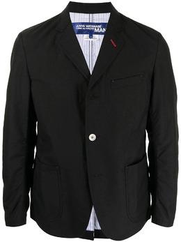 Junya Watanabe Man пиджак строгого кроя WGJ020