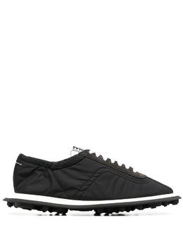 Mm6 Maison Margiela кроссовки с квадратным носком S66WS0056P4156
