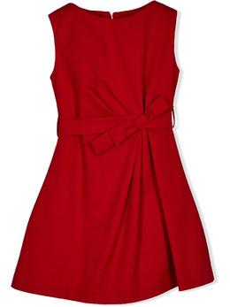 Lapin House платье мини с завязками 211E3173