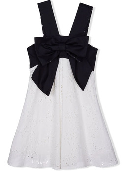 Lapin House платье в двух тонах 211E3162