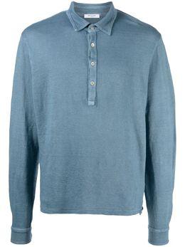 Boglioli рубашка поло с длинными рукавами 91408BTC708