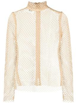 Atu Body Couture сетчатая блузка ATS21095