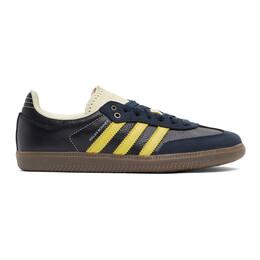 Wales Bonner Navy adidas Edition Samba Sneakers S42595