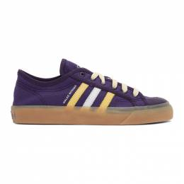 Wales Bonner Purple adidas Edition Nizza Sneakers G58134