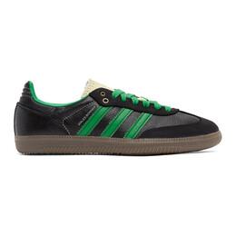 Wales Bonner Black adidas Edition Samba Sneakers S42590