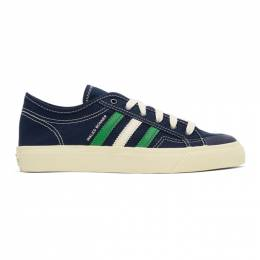 Wales Bonner Navy adidas Edition Nizza Sneakers G58133