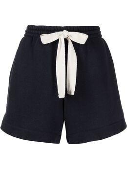 Monse шорты Terry MS210708TRY