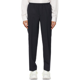 Soulland Navy Erich Trousers 11016-1074