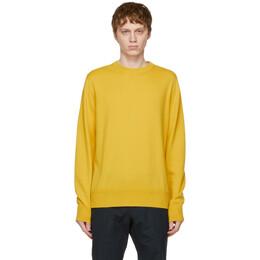 Loro Piana Yellow Castlebay Sweater FAL3426