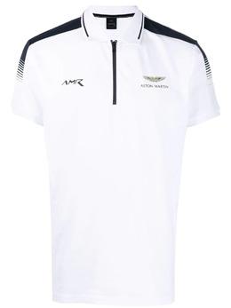 Hackett рубашка поло из коллаборации с Aston Martin HM562803