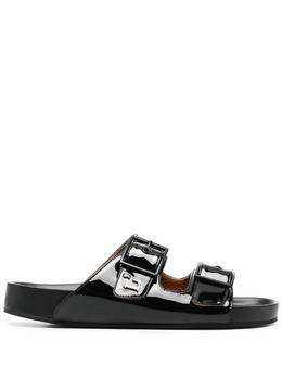 L'Autre Chose сандалии с ремешками LDL18820GP00411001