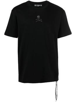 Mastermind Japan футболка с принтом MW21S06TS038