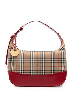 Burberry Pre-Owned сумка-тоут в клетку House Check KU025BE16