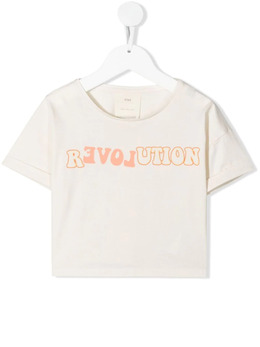 Knot укороченная футболка R(evol)ution TS16NO2812