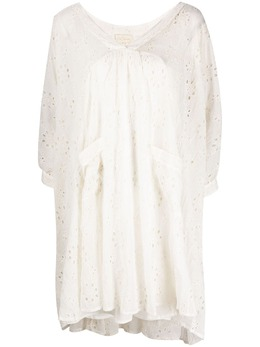 Mes Demoiselles платье миди с вырезами 21SBEAUREVOIR