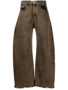 Marques'Almeida укороченные джинсы широкого кроя TR0014DND